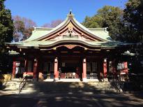 勝運の神様を祀る由緒正しき神社「世田谷八幡宮」