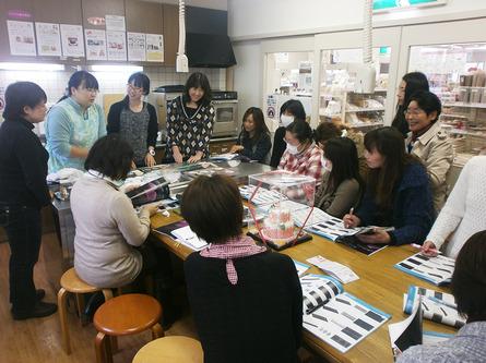 「Jhc湘南台店」の講習会で楽しくお菓子作りを学ぼう
