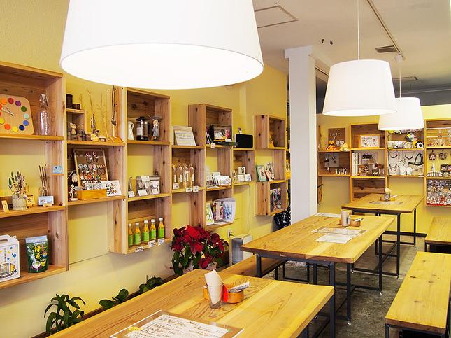 やさしい味と癒しの空間『mame元Cafe』