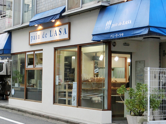 ハード系パンが特においしい、手作りパンのお店