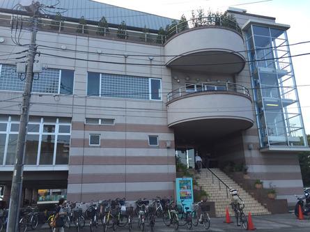 生田駅から徒歩5分スポーツスパ・アスリエ生田