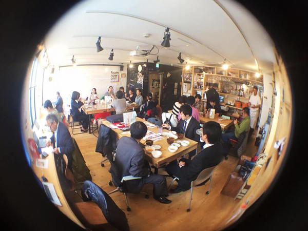 毎日きても楽しい!藤沢駅前の日替わりカフェ&バーの画像