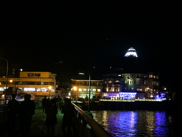 関東三大イルミ湘南の宝石。江の島を彩る光と色の祭典の画像