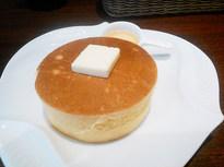 クチコミサイトでNo.1のパンケーキ