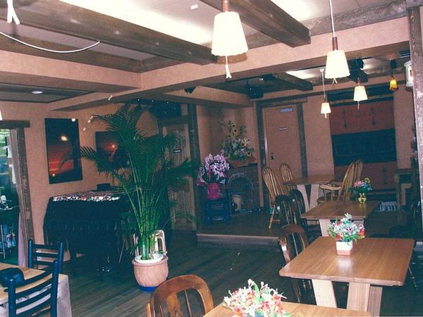 フラメンコライブが楽しめるカフェの画像