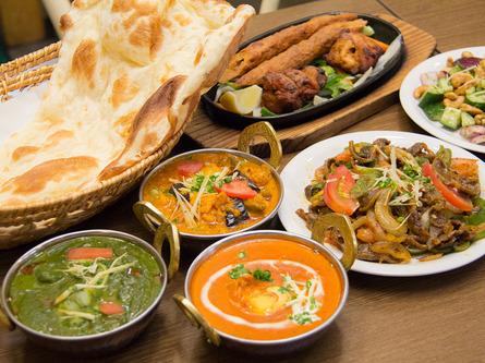 とびきりのインド料理で楽しいパーティーをしよう!