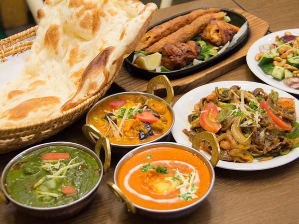 とびきりのインド料理で楽しいパーティーをしよう!の画像