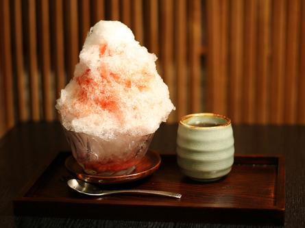 この夏、親子で食べたい!手作りシロップのかき氷