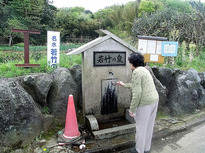 秦野湧水巡り③「若竹の泉」
