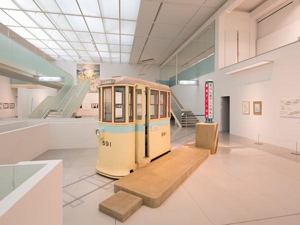 鉄道の魅力満載!「鉄道美術館」展の画像