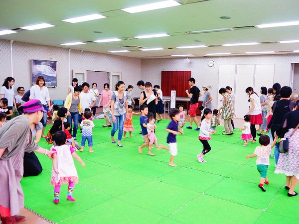 子育て応援イベント「第3回あさお子育てフェスタ」の画像