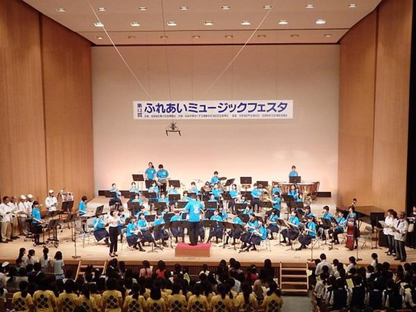 音楽の祭典!「第14回ふれあいミュージックフェスタ」の画像