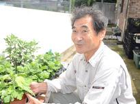 日本一の菊作り・グリーンアップセンター鈴木宣夫さん
