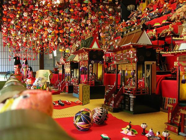 瀬戸屋敷ひなまつり「江戸時代に、おじゃまします。」の画像