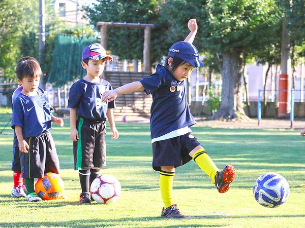 サッカーができるのは、お父さんお母さんのおかげですの画像