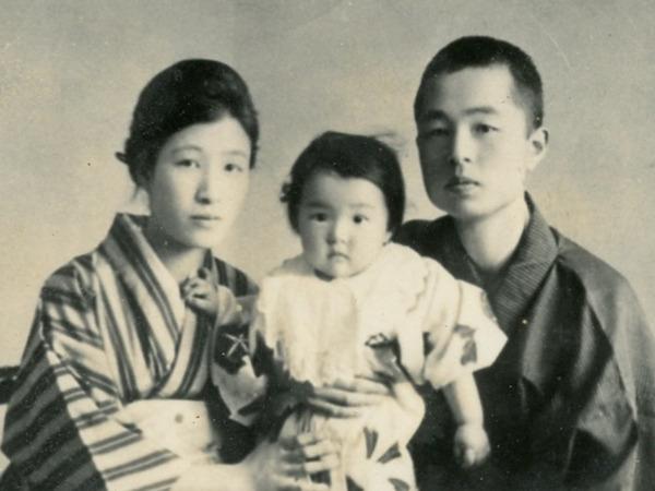 町田市民文学館で八木重吉―さいわいの詩人―展の画像