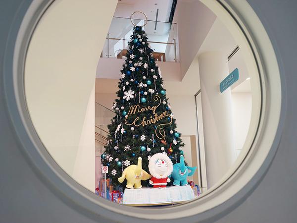 ドラえもんの「クリスマスフェア2016」