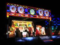 よみうりランドでイルミとクリスマスイベントを楽しもう!