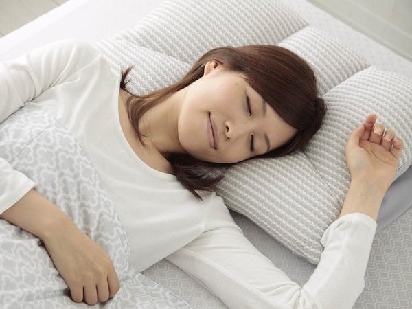 ぐっすり眠りたい人、まくらを見直してみては?の画像
