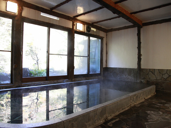 箱根塔ノ沢温泉の開祖という意味の屋号「一の湯」の画像
