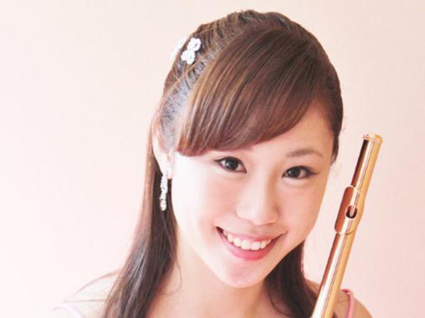 世界で活躍する若手演奏家の林理紗さんの画像