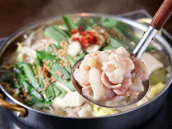"""藤沢でおいしいもつ鍋を食べるなら、""""うる虎""""で!の画像"""
