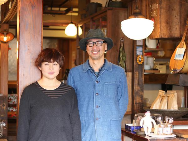古民家カフェで、スローな時間とこだわりのカフェめしを楽しむの画像