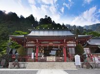 大山阿夫利神社詣で