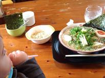 子連れ歓迎のラーメン屋「麺や食堂」