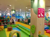 子供が自由に遊べるスペース