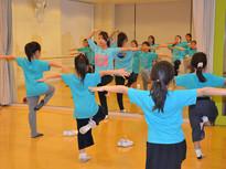心と体を育てるチアダンス教室