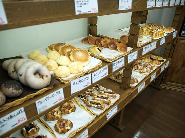 安全でおいしいパンは湘南台の「パン工房AOKI」!の画像