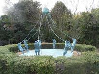 125年前全国初の「陶管水道」秦野
