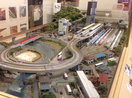 こどもから大人まで楽しめる鉄道模型専門店