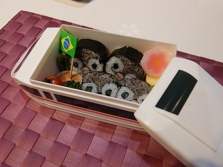 小田急住まいのプラザ祭 ロマンスカー弁当をつくろう!
