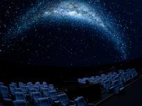 夜空に輝く星を見て、驚きと感動を体験