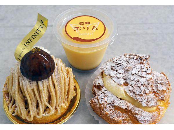 地元に愛されるケーキ店オープンの画像