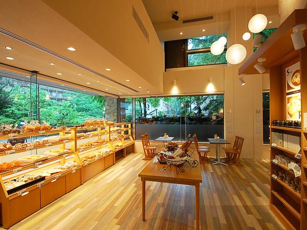 箱根湯本にあるベーカリーで至福のひとときをの画像