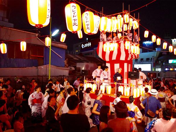 シモキタの夏祭りが熱い!の画像