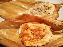 本場メキシコ版ちまき、「タマレス」を食べてみよう