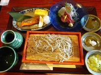 リーズナブルな美味しい定食とお蕎麦が人気!