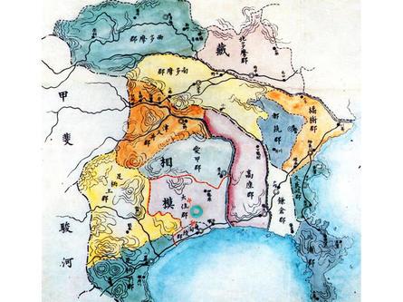 町田は神奈川県だった!謎を解くカギは明治期の歴史に