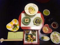 味も盛り付けも上品な身体に優しい京風弁当は絶品!
