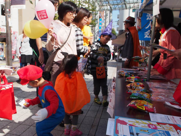 10月29日さがみおおのハロウィンフェスティバルの画像