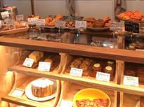 人気のパン屋さんにカフェがオープン