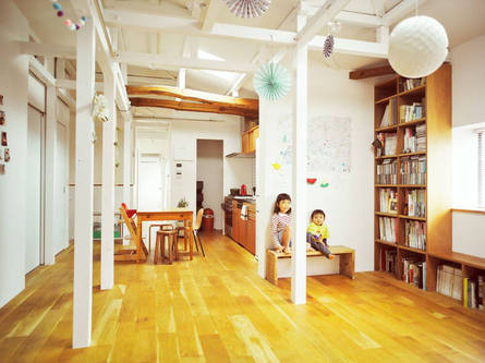 近居・同居について考えよう!!リノベの巨匠「大島芳彦氏」登壇!