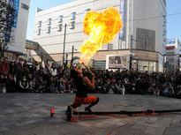 今年も開催決定「にぎわい爆発! あつぎ国際大道芸」