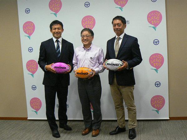 オノタケ式ボールゲームを町田っ子にの画像