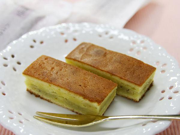 町田市名産品「大賀ハス」から作るケーキやコースターの画像
