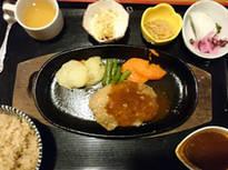 和食屋さんの満腹ランチ